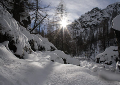 Senavez  Alleigne valley